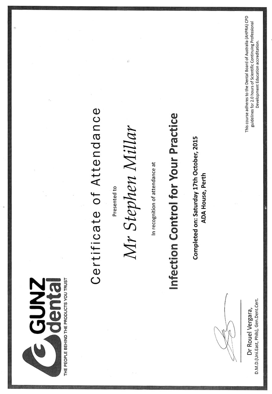 Certificates awards stephen millar certificate and awards yadclub Gallery